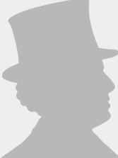 профиль мужчины